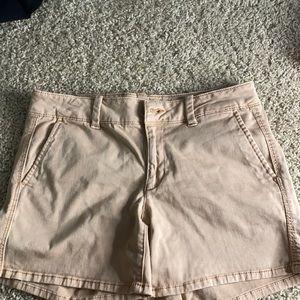 American eagle MIDI shorts size 8